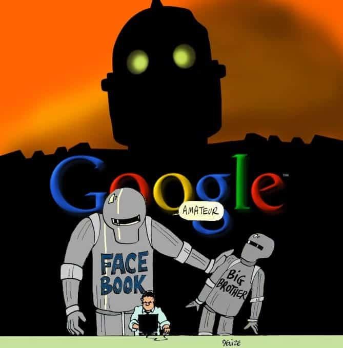 Google Hakkımda Ne biliyor Facebook Hakkımda ne biliyor