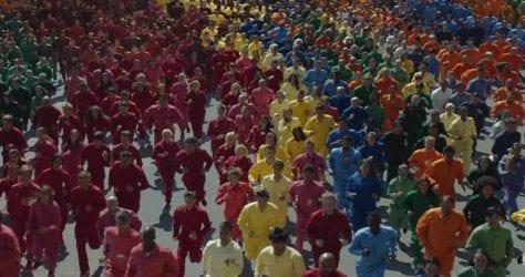 apple color reklam